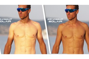 Ekoi claims that an all-over, even tan is possible with its new jersey. No comment on whether you'll come out ripped and handsome if you use it though.