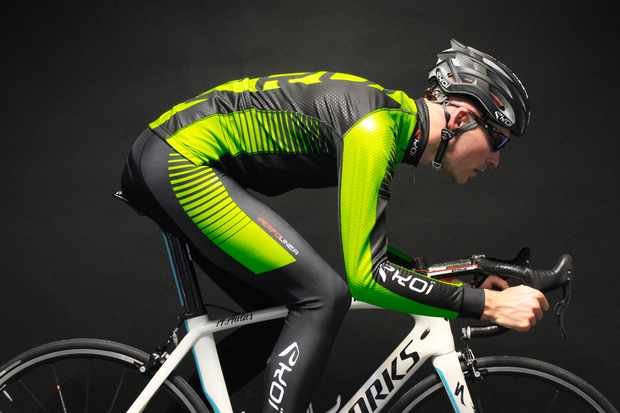 Ekoi presents LED road clothing with a dose of Gallic flair