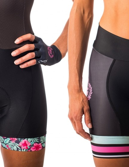 Padded summer shorts are also in the new women's specific lineup