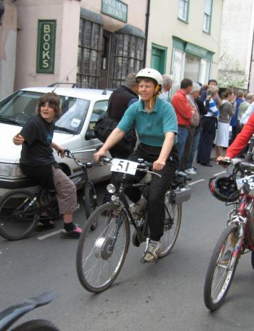 World's Premier Electric Bike Rally