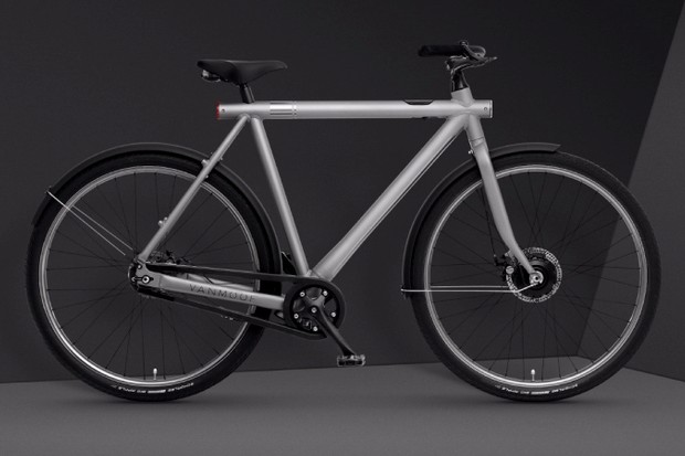 The SmartBike is really, really hard to steal, according to VanMoof