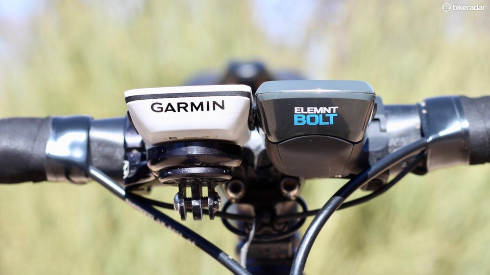 nieuwe afbeeldingen van temperament schoenen goedkoper Garmin Edge 520 vs Wahoo Elemnt Bolt - BikeRadar