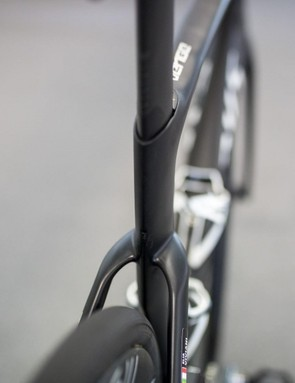 The tube profiles on the Venge ViAS are really something
