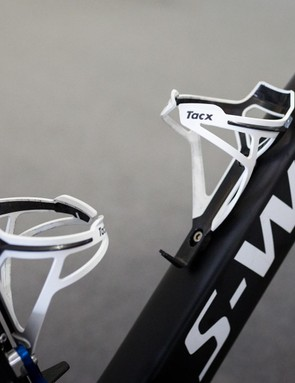Quick-Step are riding Tacx bottle cages for 2018