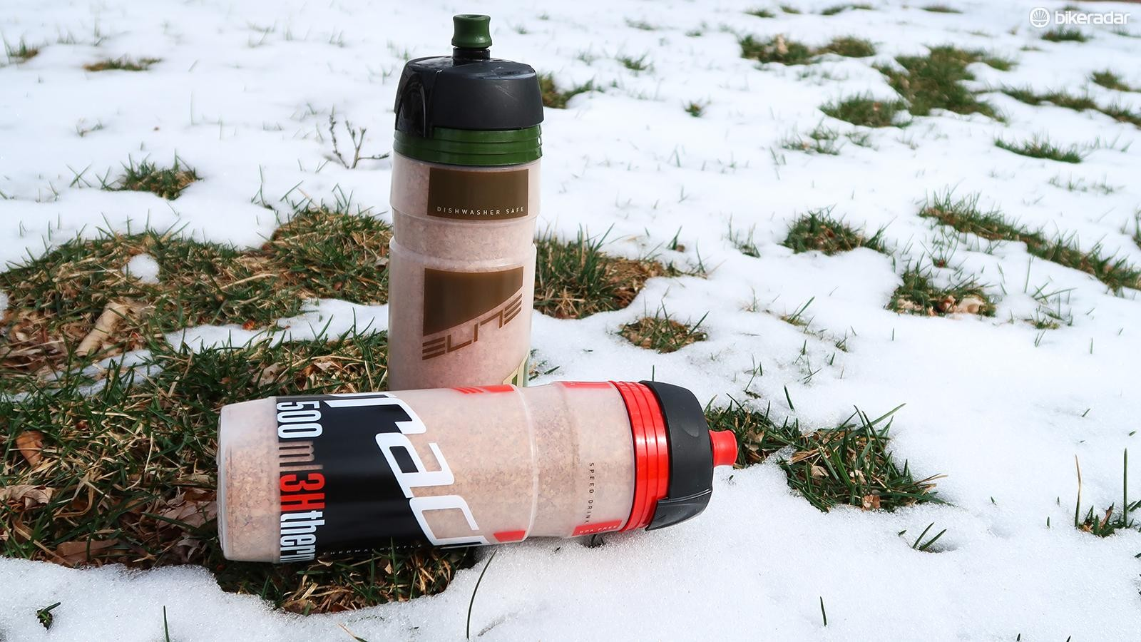 The Elite Turacio insulated water bottle