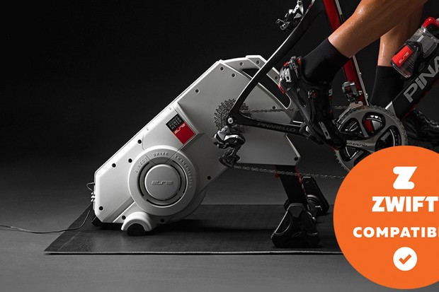 The forthcoming Elite Drivo smart trainer comes with some big claims