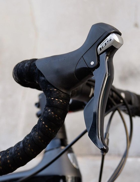 Alloy handlebars are size specific
