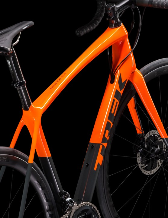 All of Project One's solid color options, except for Onyx Carbon, are fair game for the Breakaway design