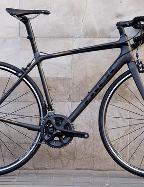 The Trek Émonda boasts a good quality carbon frame