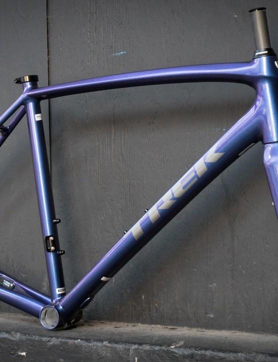 A gorgeous alloy frameset