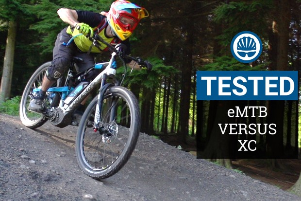 e-MTB vs XC – which is faster