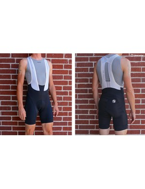 Endura's top-end bib shorts are unique in that they come in three different chamois-width options