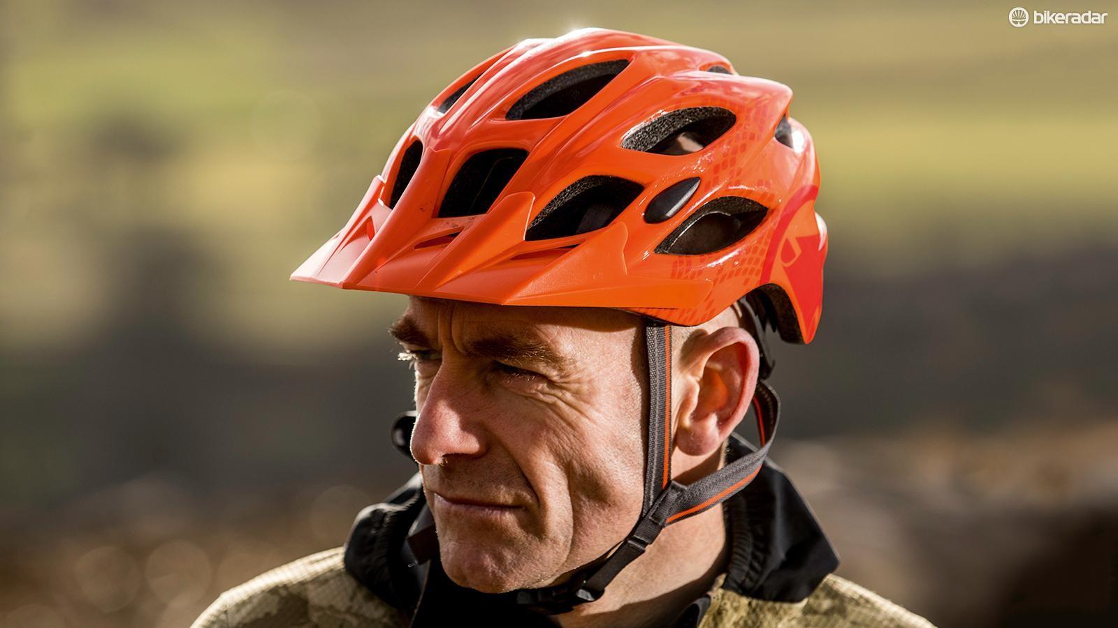 Endura's Hummvee helmet