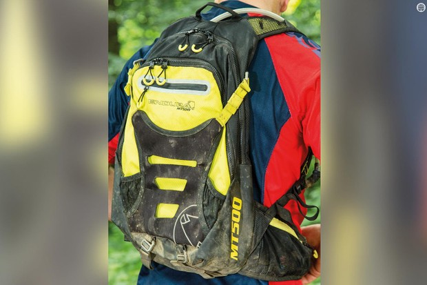 The Endura MT500 Enduro backpack
