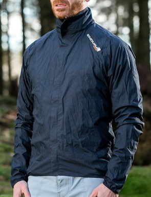 Endura's MTR Emergency Shell jacket is a longtime go-to for BikeRadar testers