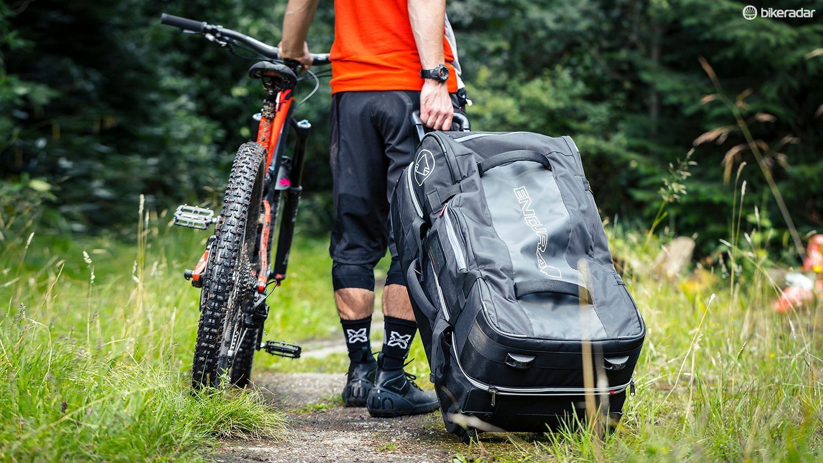 Endura's Roller Kit Bag