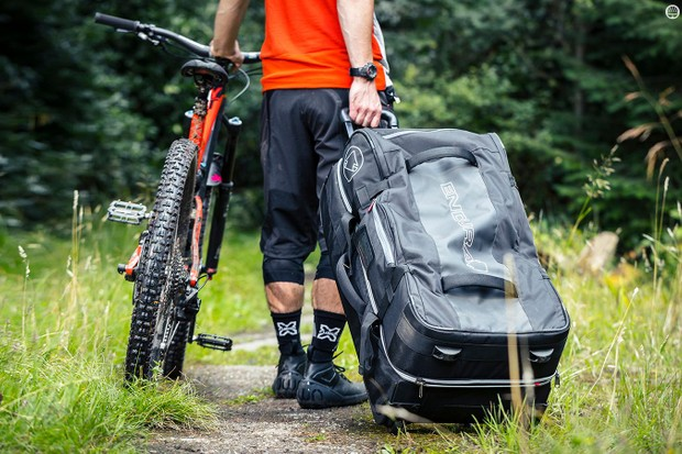 Endura's Roller Kit Bag