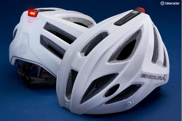 Endura Xtract helmet white