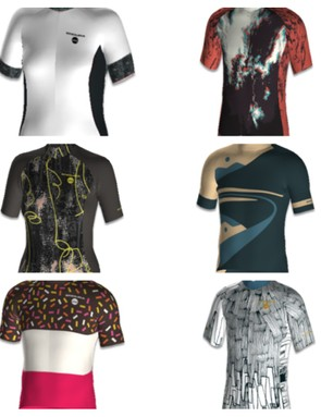 Each of these designs, developed by students, can be viewed and voted on online
