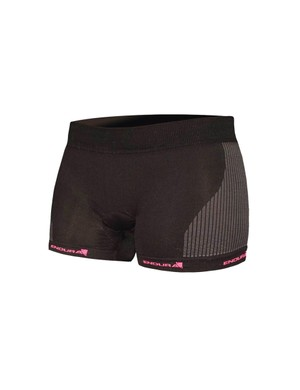 Endura women's boxers are another option