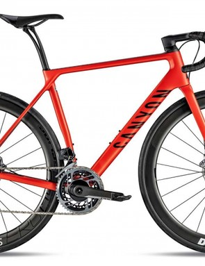 Canyon Endurace CF SLX 9 SL Disc