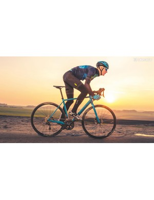 The disc version of Canyon's Endurace AL has lots to offer