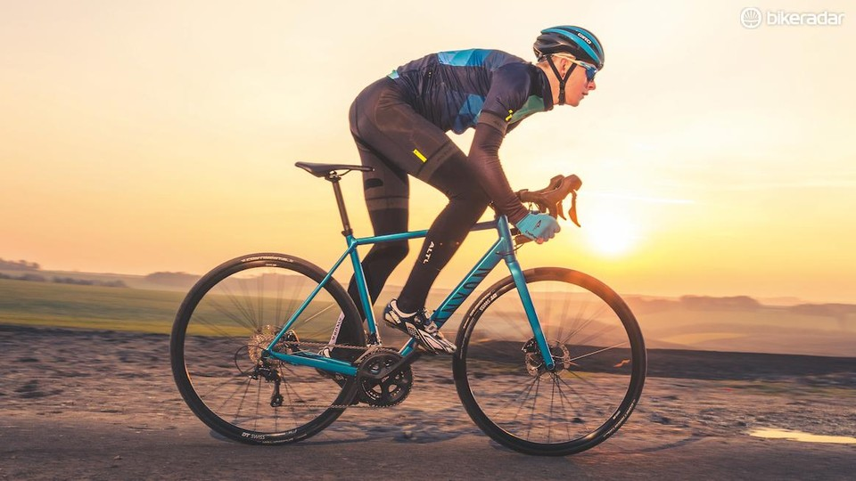 c360b6cbba1 The disc version of Canyon's Endurace AL has lots to offer