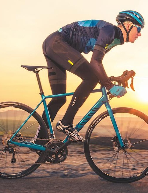 The Canyon Endurace AL Disc isn't as good value as it was, but remains an appealing option