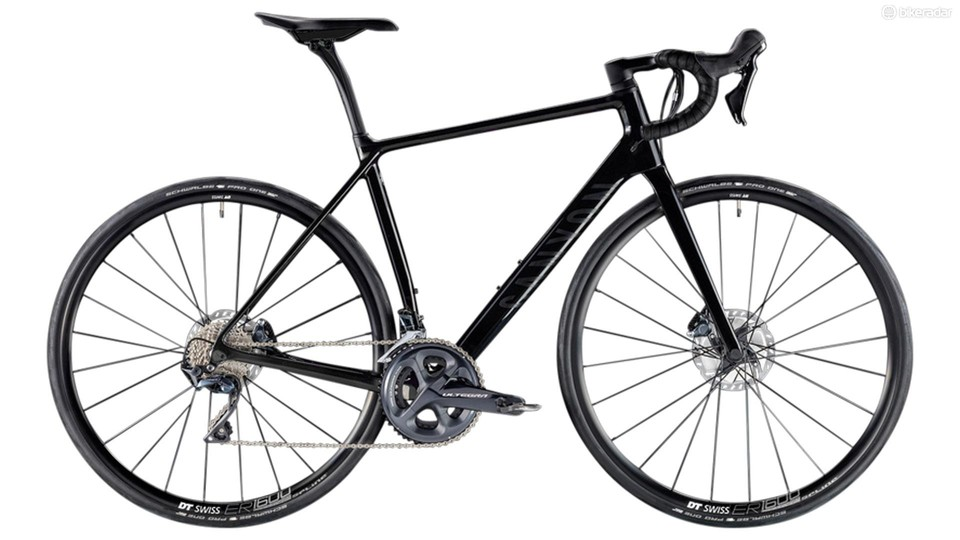 62e00c837e1 Veering more towards comfort? The Canyon Endurace WMN gives comfort and a  feedback-rich