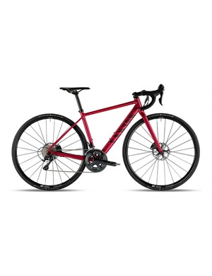 The Endurace WMN is also available in a less spendy aluminium framed version