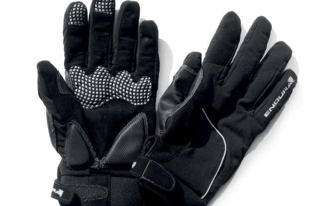 The Strikes give winter warmth without sacrificing dexterity