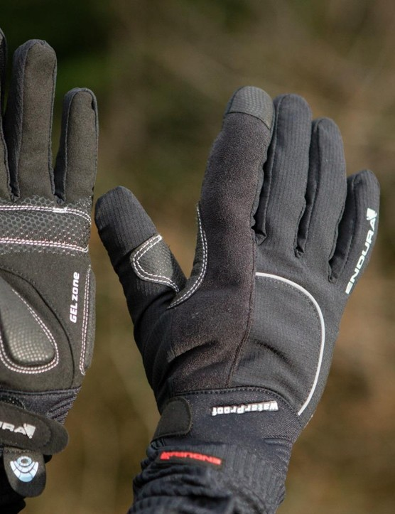 Endura Strike Gloves are ideal for the grim norther winter –we'd expect nothing less from a Scottish brand