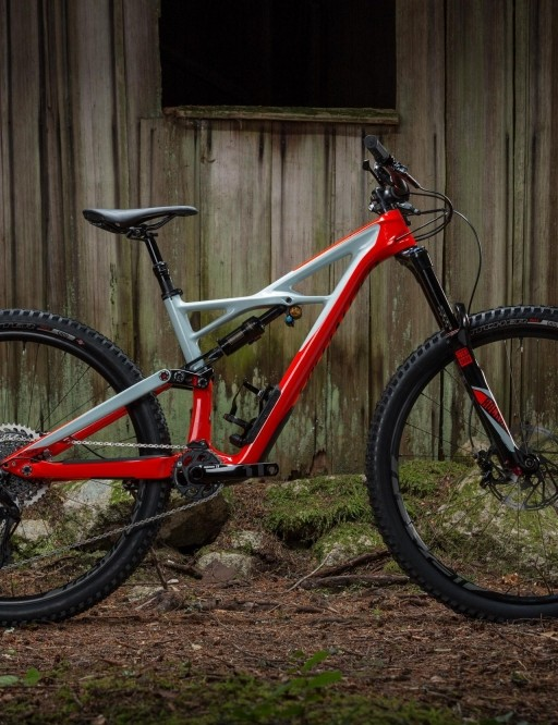 Long-travel 29ers, like the redesigned Specialized Enduro, may be the trendsetters of 2017