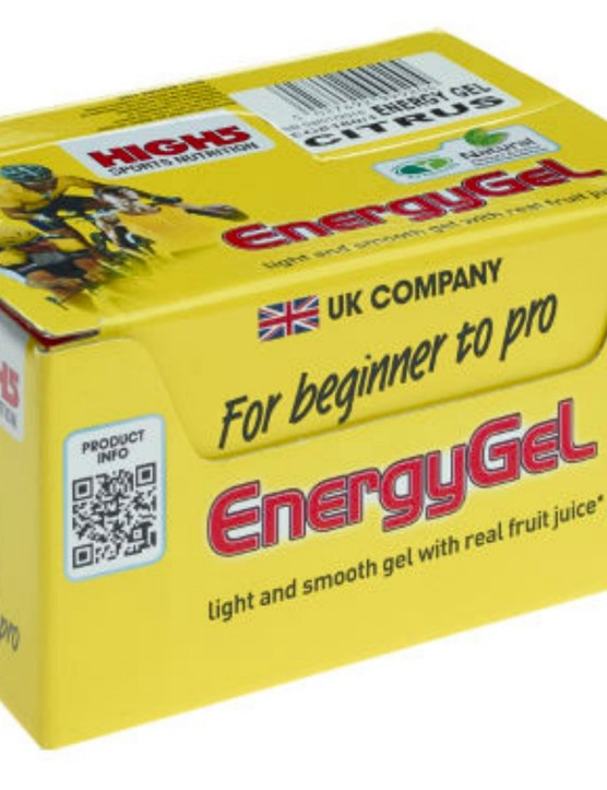 You can never have enough energy gels