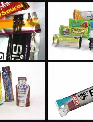 Ensure you have enough gels, bars and other products to keep you going throughout your ride