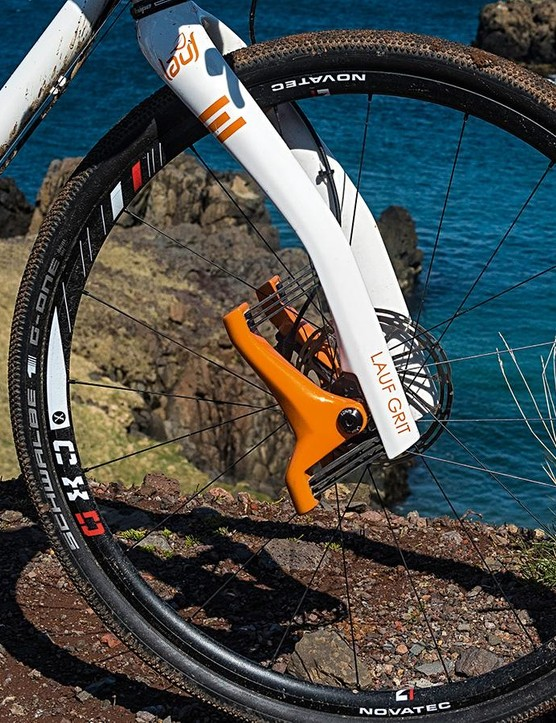 The Lauf Grit fork