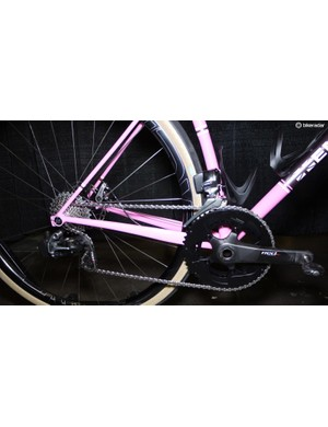 SRAM's eTAP keeps a bike tidy like only a fixed gear can match