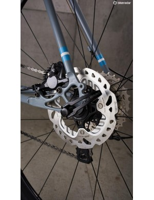 New Enigma Ecroix STs will come with thru-axles rather than quick releases