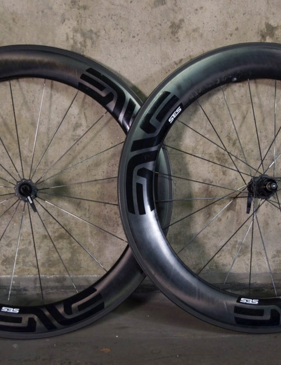 They're designed to pair nicely with a modern aero frame and 25mm wheels