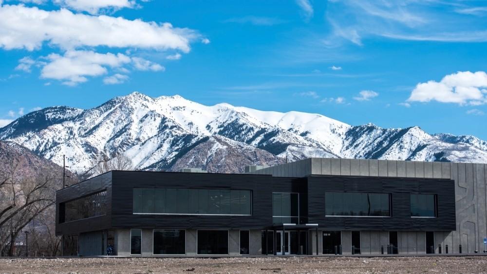 Enve's 73,000-square foot home in Ogden, Utah