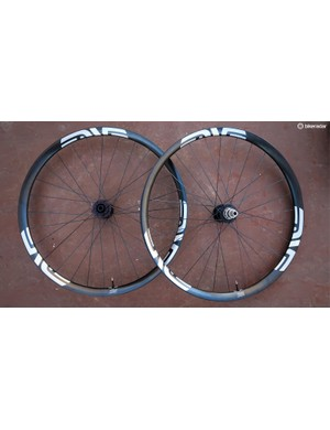 Enve's new M635 wheelset is designed for the growing genre of 2.5-2.8in tires