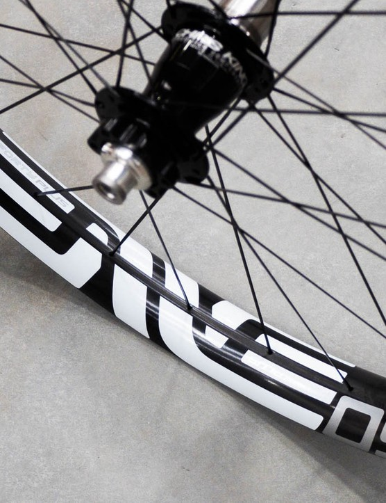 The wheels are available with a number of different decal colours