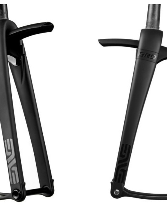 The new Enve GRD Gravel Road Fork