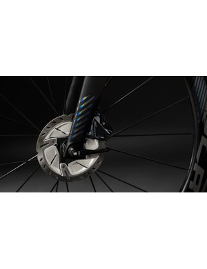 Disc brakes provide all the stopping power you need