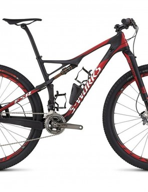 This year's most wanted cross-country bike: the Specialized Epic