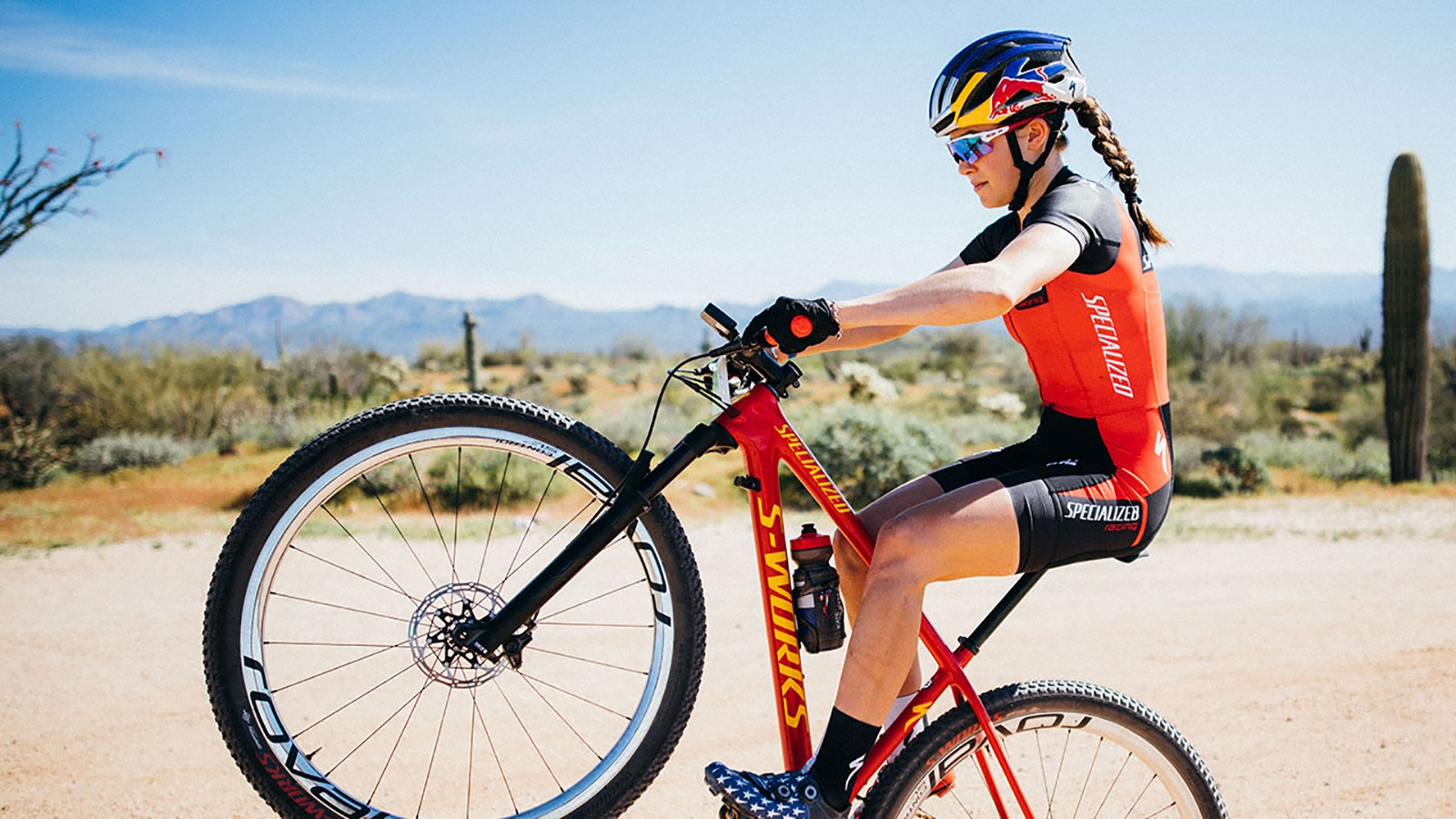 Lookout, roadies: the S-Works Epic Hardtail is lighter than the S-Works Tarmac