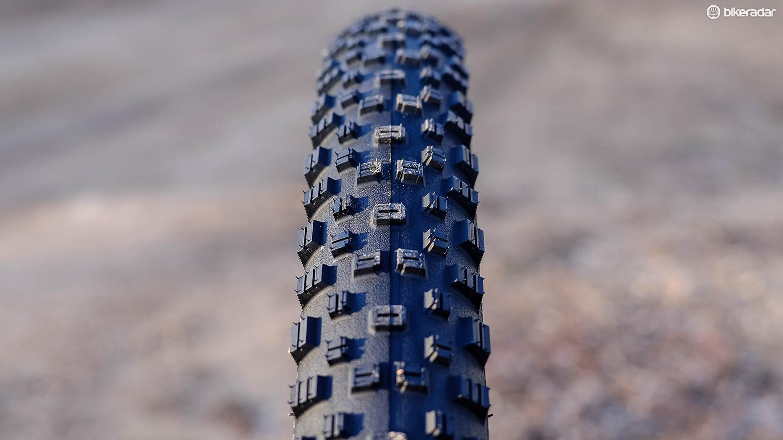 The Escape is a high volume trail tire