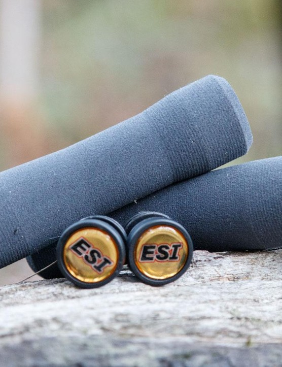 The ESI Fit XC grips are the thicker of the two options