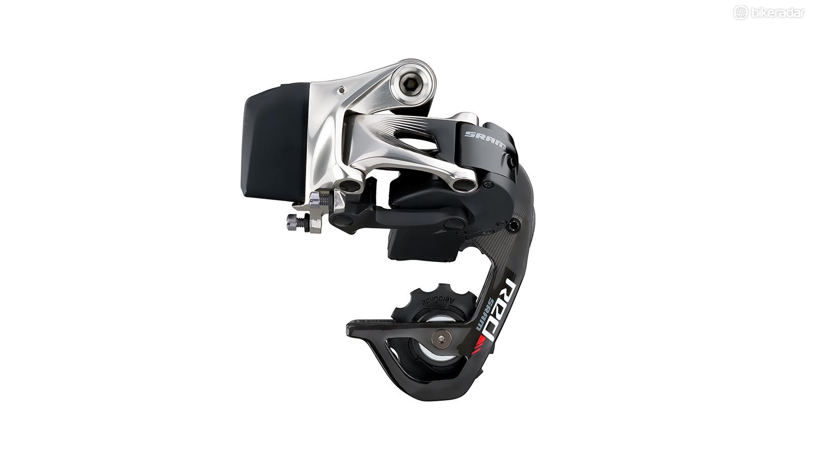 This year's most wanted road group: SRAM Red eTap