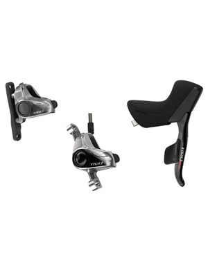 The new SRAM Red eTap HydroHC group will work with existing 11spd eTap components
